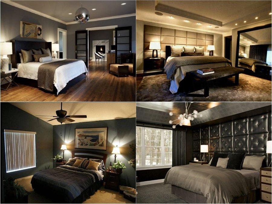 Mẫu thiết phòng ngủ chung cư cao cấp sử dụng tông màu trung tính