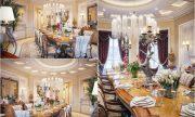 Cập nhật 10 mẫu thiết kế phòng ăn nhà biệt thự cao cấp các nước Châu Âu