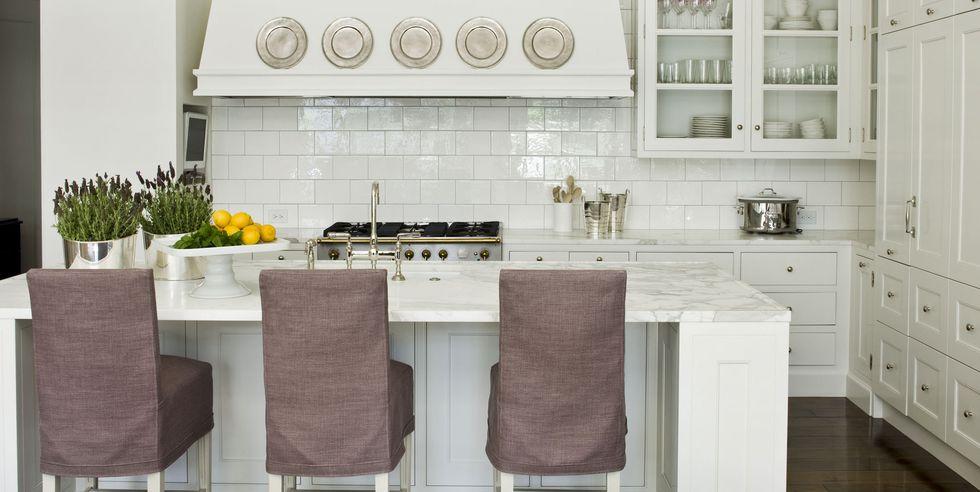 Mẫu thiết kế phòng bếp nhà biệt thự cao cấp hiện đại