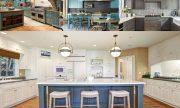 Mê mẫn 9 mẫu thiết kế phòng bếp nhà biệt thự cao cấp sang trọng Châu Âu