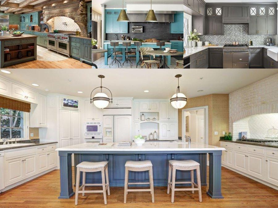 Mê mẫn 9 mẫu thiết kế phòng bếp nhà biệt thự cao cấp sang trọng Châu Âu post image