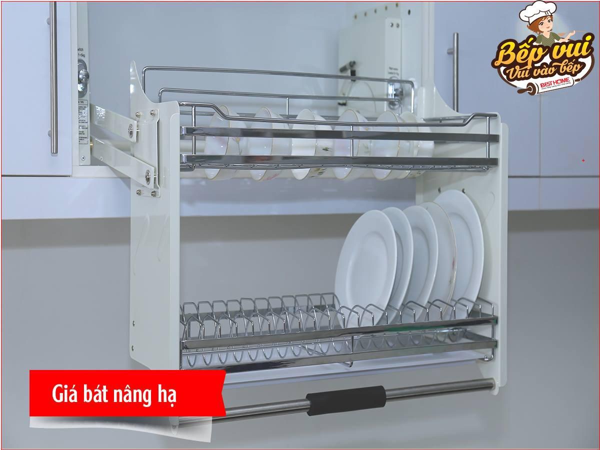 Cách chọn  phụ kiện tốt nhất cho tủ bếp trên
