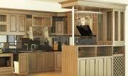 TOP 30 mẫu tủ bếp gỗ có quầy bar ĐỘC LẠ năm 2019 KHÔNG THỂ BỎ QUA