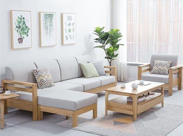 Bàn ghế cho phòng khách hẹp