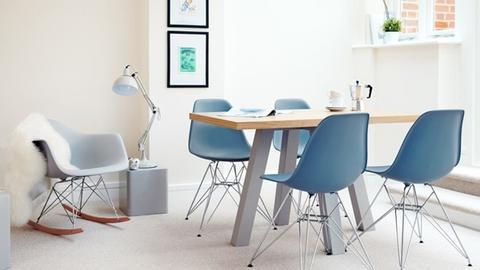 Top 10 bộ bàn ăn 4 ghế SIÊU ĐẸP cho căn bếp chật