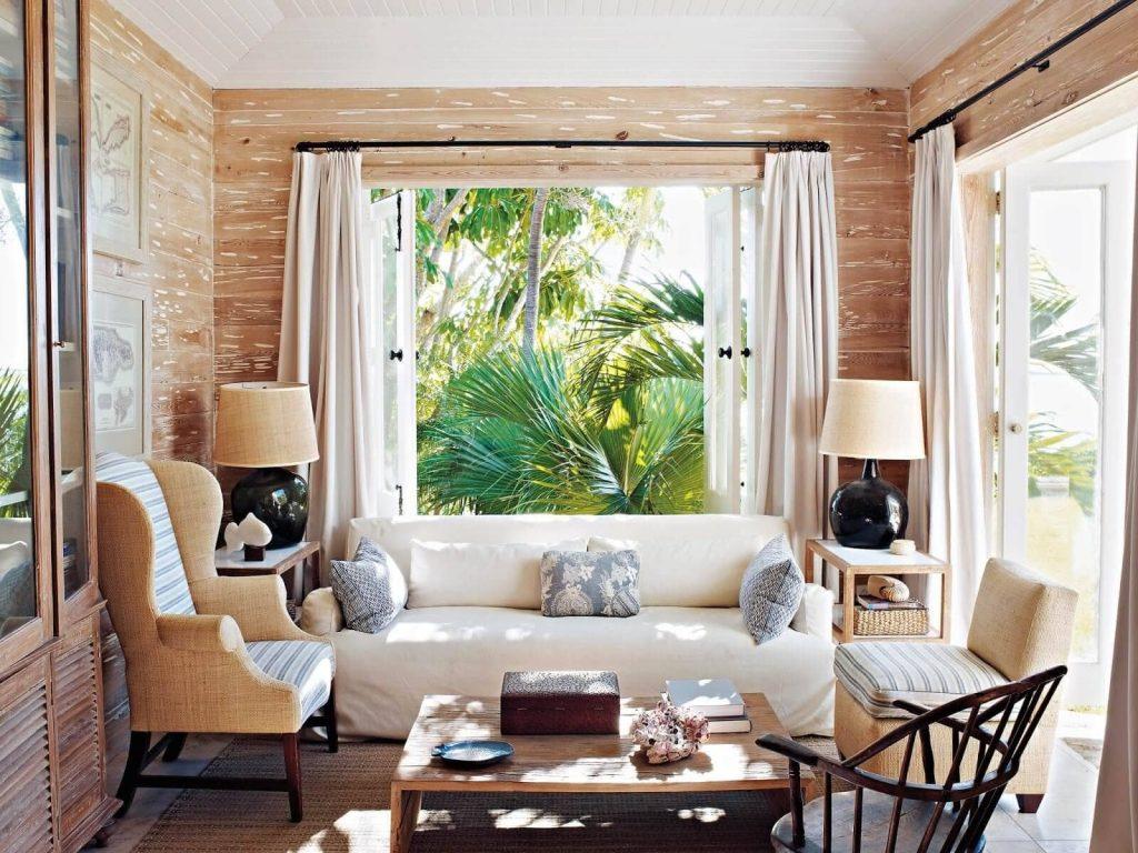 Phong cách thiết kế nội thất Aloha