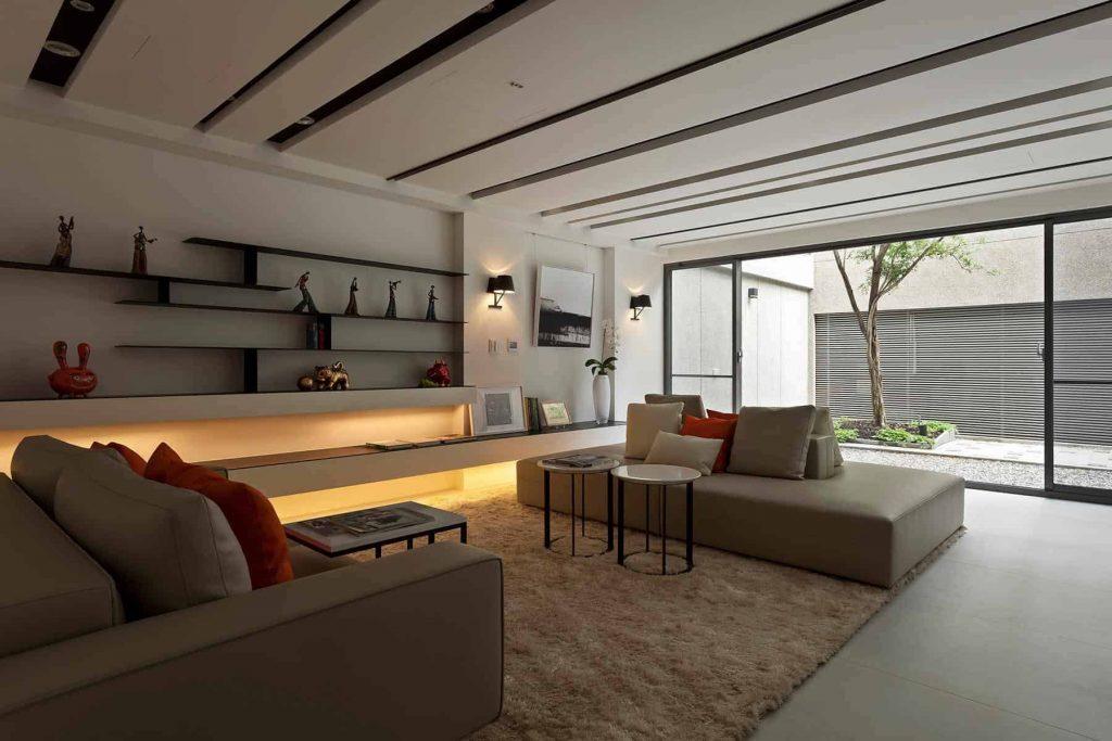 Phong cách thiết kế nội thất Crittal