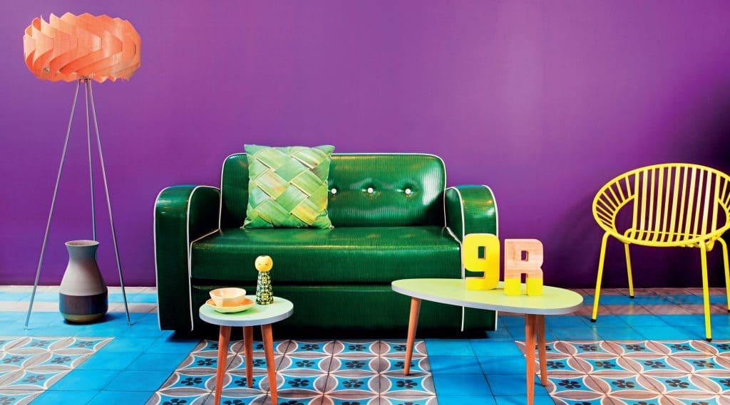 Phong cách thiết kế nội thất Frida Kahla