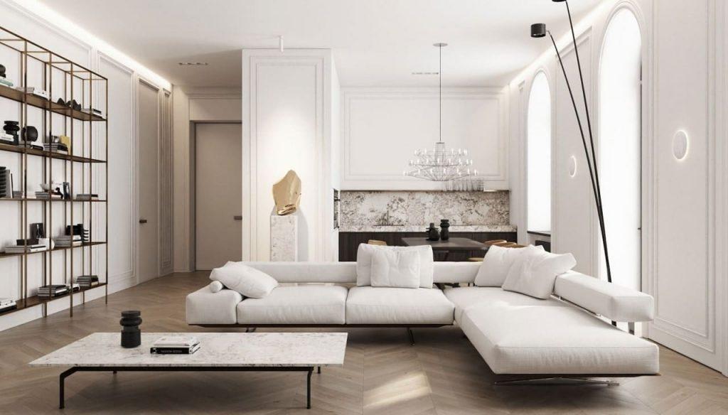 Truy tìm các phong cách thiết kế nội thất hiện nay có gì đột phá?