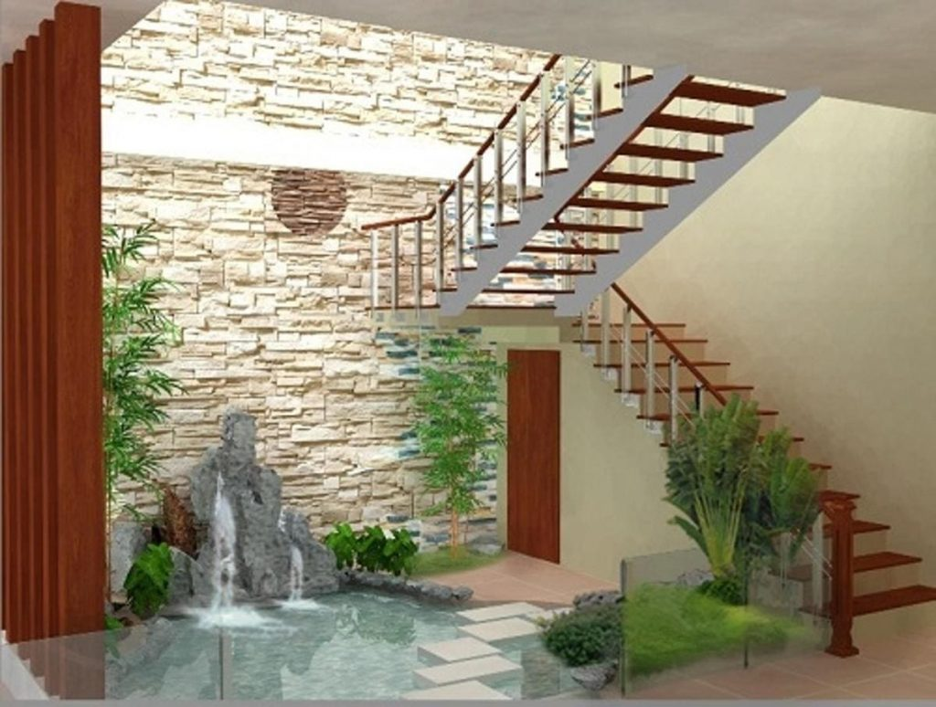 Cầu thang có tính thích ứng cao và không kén bất cứ không gian nào