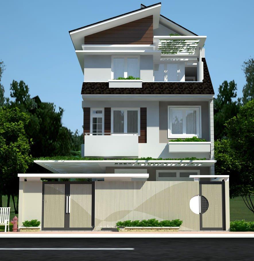 Thiết kế nhận được ưa chuộng ở cả thành phố và nông thôn