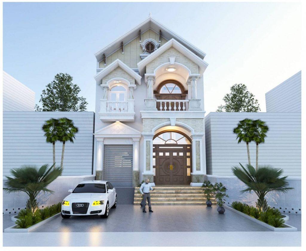 Một ngôi nhà không quá sang trọng, tối giản mà vẫn mang nét đẹp đặc trưng