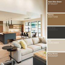 Xu hướng thiết kế căn hộ lên ngôi năm 2021