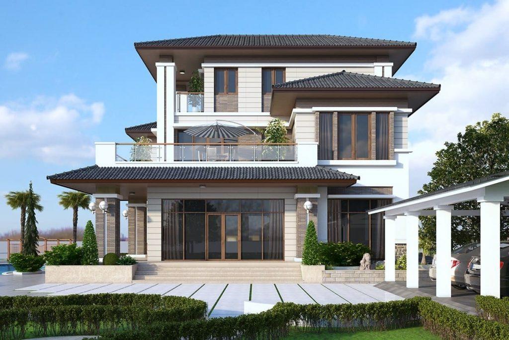 Lập kế hoạch cho bản vẽ nhà biệt thự