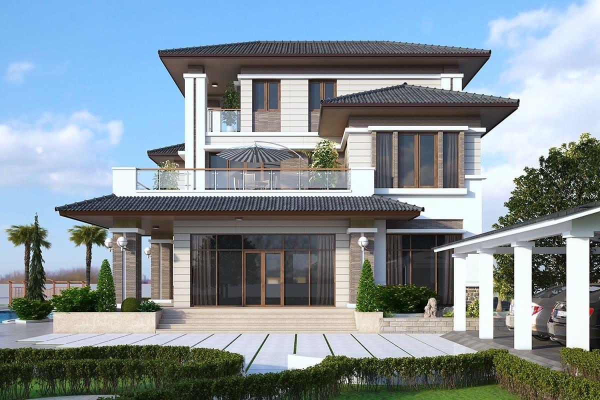 Muốn có nhà đẹp, tham khảo ngay kế hoạch lập bản vẽ nhà biệt thự năm nay