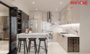 Xu hướng thiết kế không gian bếp đẹp hiện đại năm 2021