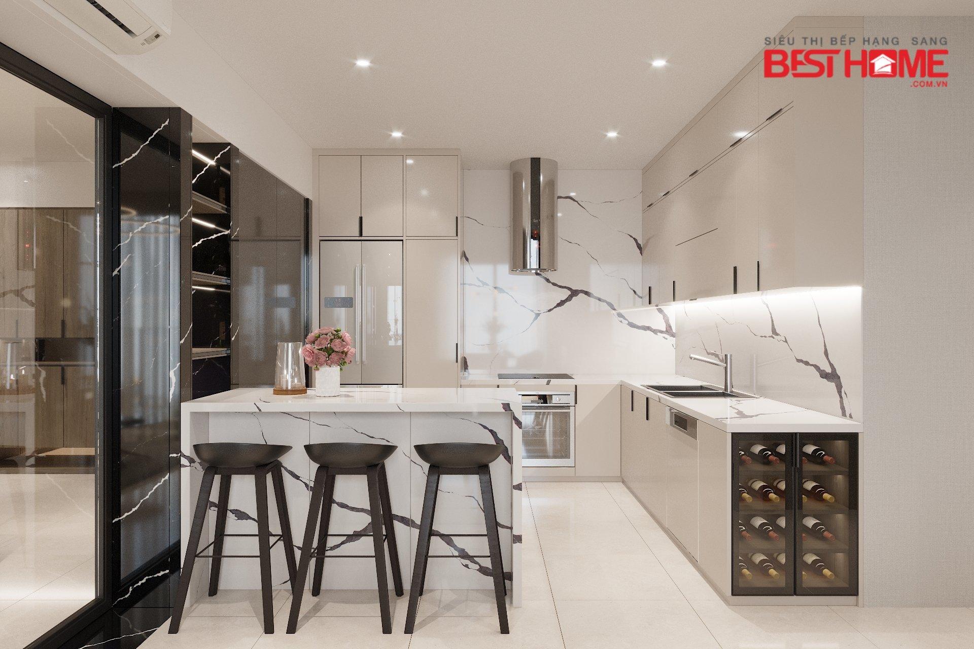 Làm sao để biến căn hộ chung cư tầm thường trở thành một không gian Sang Trọng Đẳng Cấp khiến người người ao ước