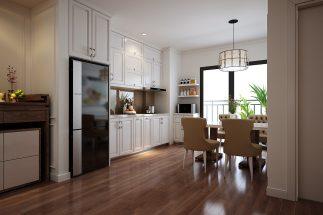 30 mẫu nhà bếp đẹp đơn giản chi phí thấp hợp phong thủy