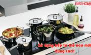 Để bếp từ dùng 30 năm vẫn chạy tốt cần sử dụng và bảo dưỡng đúng cách